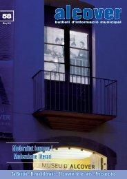 Modernitat burgesa i Modernisme literari - Alcover
