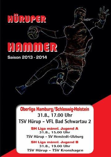 VFL Bad Schwartau 2 - TSV Hürup