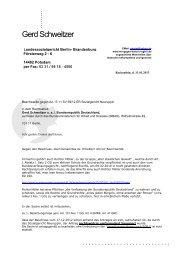 Beschwerde Az.: S 11 SV 69/12 ER 11.01.2013 - wir gegen Hartz IV