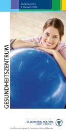 Broschüre herunterladen - St. Bernhard-Hospital Kamp-Lintfort