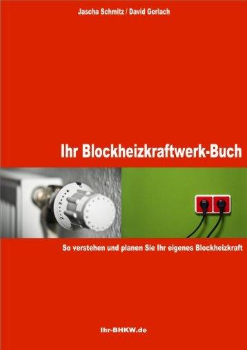 Ihr-BHKW.de Ihr Blockheizkraftwerk-Buch
