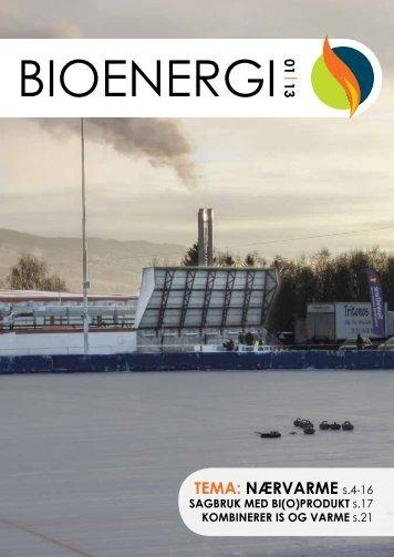 Bioenergi nr. 1 2013 pdf 3458.95 KB - Norsk Bioenergiforening