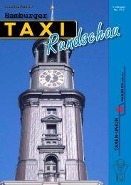Hallo Taxi 2008 - Taxen-Union Hamburg