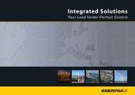 Integrated Solutions - Schalcher Engineering