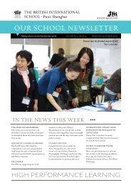 Issue 11 - 15 November 2013 - Nord Anglia Education