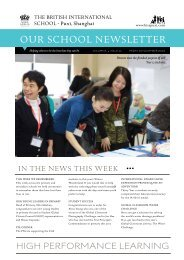 Issue 11 - 15 November 2013 - Nord Anglia Education