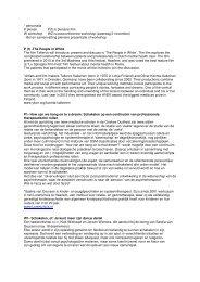 Meer over lezingen en workshops - GGZ Drenthe