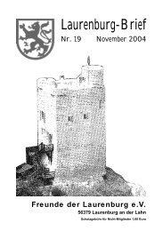brief19.qxd (Page 1) - Heimatverein Laurenburg