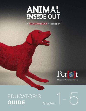 Download 1-5th Grade - Perot Museum of Nature and Science