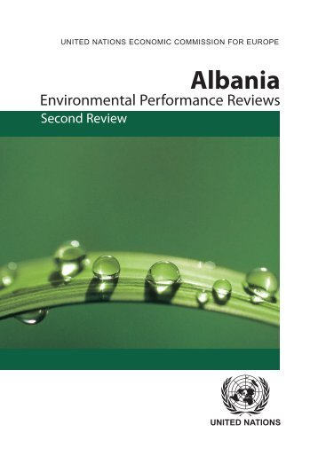 Second Environmental Performance Review of Albania