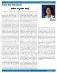 In This Issue March 2012 Adar~Nissan 5772 shmtemple.org - Page 7