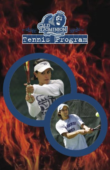 Tennis Program - Old Dominion University