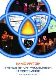 iMMovator Trends en Ontwikkelingen in crossmedia
