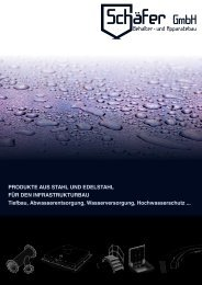 Katalog downloaden - Schäfer GmbH