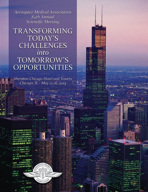 TRANSFORMING TODAY'S CHALLENGES into TOMORROW'S ...