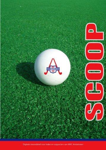 scoop 06 (2013-2014 week 40) - MHC Amstelveen