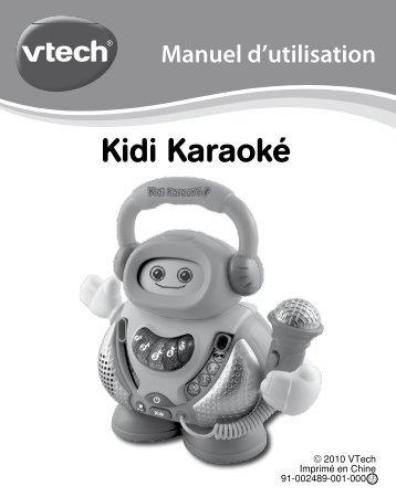 Kidi Karaoké - Vtech