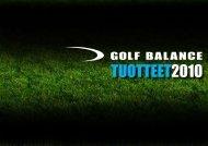 TUOTTEET2010 - Golf Balance