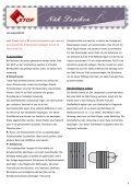 Aufhängetunnel Lagen montieren Quilten Randeinfassung ... - Stof A/S - Seite 2