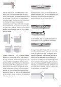 Aufhängetunnel Lagen montieren Quilten Randeinfassung ... - Stof A/S - Seite 4