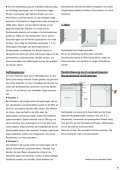 Aufhängetunnel Lagen montieren Quilten Randeinfassung ... - Stof A/S - Seite 5