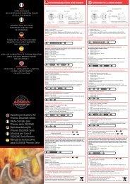 Operating Instructions for Phoenix DS2000E Series ... - Phoenix Safes