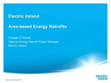 02 Déaglán Ó Dónaill Area-based Energy Retrofits - Serve Community