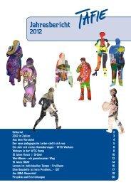 Zeitung 2013 - Tiroler Arbeitskreis für integrative Entwicklung