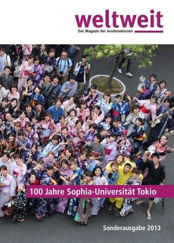 weltweit - Jesuitenmission