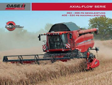 AXIAL-FLOW® SERIE - Itro.si