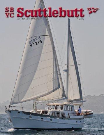 SB YC SB YC SB YC SB YC - Santa Barbara Yacht Club