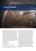 Leonhard Nilsen & Sønner AS – the mining- and tunnelcontractor ... - Page 3
