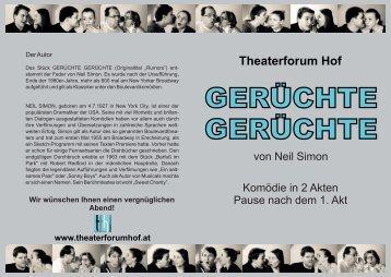 programm gerüchte ver01_1.cdr - Theaterforum Hof