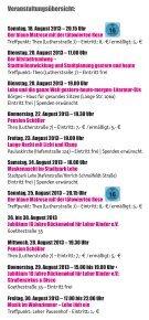 Das Programm - Leher Kultursommers 2013 - Page 5