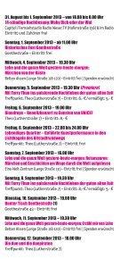 Das Programm - Leher Kultursommers 2013 - Page 6