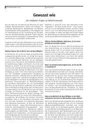 Die häufigsten Fragen zur Betriebsratswahl - Bund-Verlag GmbH