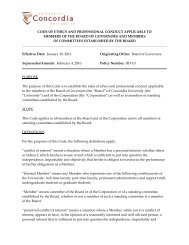 code of ethics and professional conduct applicable to members of ...