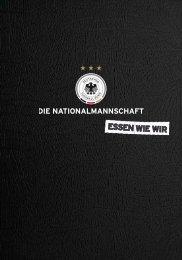 ESSEN WIE WIR - Team DFB/Die Nationalmannschaft