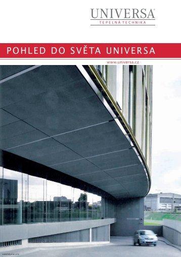 POHLED DO SVĚTA UNIVERSA