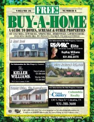 A GUIDE TO HOMES, ACREAGE & OTHER PROPERTIES Elite