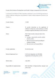 DPER Circular 11 of 2013 - Department of Public Expenditure and ...