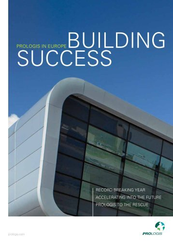 Download the Prologis Magazine