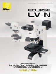 Industriemikroskope - Nikon Metrology