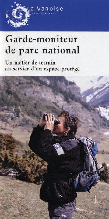 Garde moniteur de parc national à télécharger.pdf