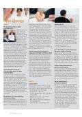 MAGAZIN - Gesundheit - Berner Fachhochschule - Page 2