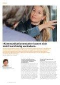 MAGAZIN - Gesundheit - Berner Fachhochschule - Page 4