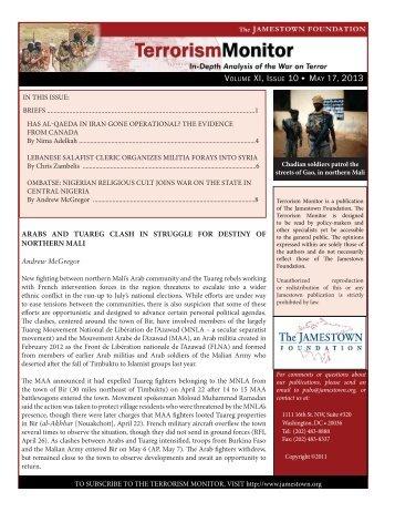 arabs and tuareg clash in struggle for destiny of northern mali