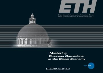 Mastering Business Operations in the Global Economy