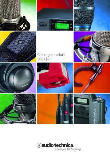 4916 . AT\IT Cover - Audio-Technica