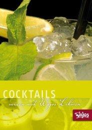 Cocktailheft - Wajos